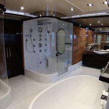 Vision Yacht Master Bathroom - Corner View