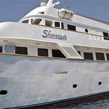 Sherazade Yacht