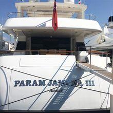 Param Jamuna III Yacht