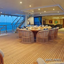 Ventum Maris Yacht Upper Deck Aft