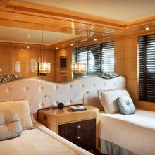 Lady MM Yacht Twin Stateroom - Neutral