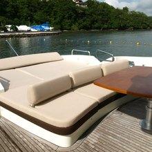 Black Pearl III Yacht