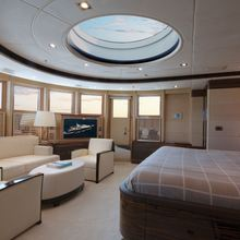 Vision Yacht Stateroom - View
