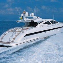Mangusta 130/21 Yacht