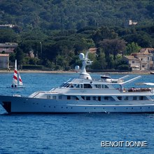 Atlantica Seconda Yacht