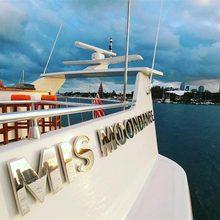 Mis Moondance Yacht
