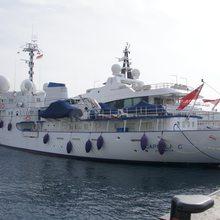 Capella C Yacht