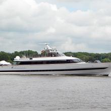 Shergar Yacht
