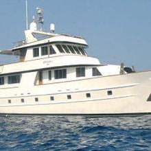 Steel Motor Yacht Yacht