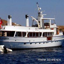 Lady Andrea Yacht