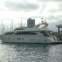 Miss Behaviour Yacht