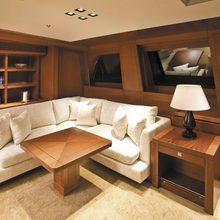 Ethereal Yacht Deckhouse Salon
