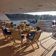 Genesia Yacht Alfresco