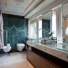 4YOU Yacht Guest Bathroom - Overview