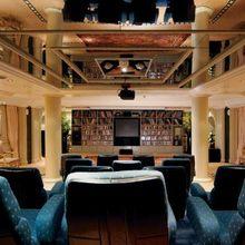 Savarona Yacht Cinema