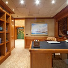 Lady Anastasia Yacht Master Office