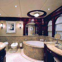 Bouchon Yacht Master Bathroom