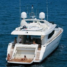 Louis And The Girls Yacht