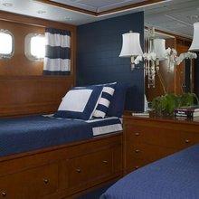 Genesia Yacht Twin Stateroom