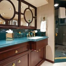 Sea Dreams Yacht Guest Shower Room