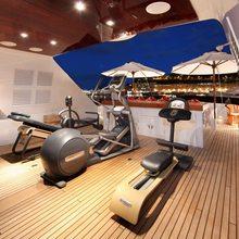 Tugatsu Yacht Gym