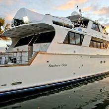 Southern Cross II Yacht