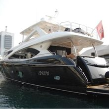 Pacific Conquest Yacht