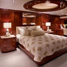 No Comment Yacht Master Stateroom