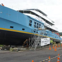 Chirundos Yacht
