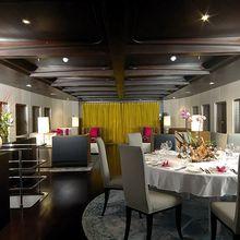 Slo Mo Shun Yacht Dining Salon - Overview