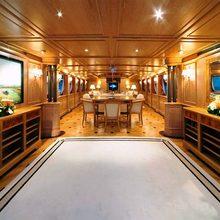 Enigma Yacht View into Study