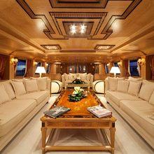 Enigma Yacht Main Salon - Overview