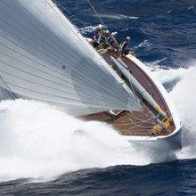 Ranger Yacht Running Shot