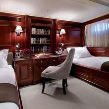 Ambition Yacht Twin Cabin