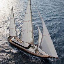 Infinity Yacht Overhead
