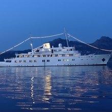Lady K II Yacht