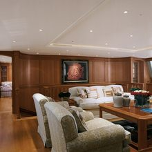 Is A Rose Yacht Main Saloon