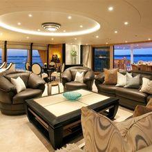 Ventum Maris Yacht Upper Lounge