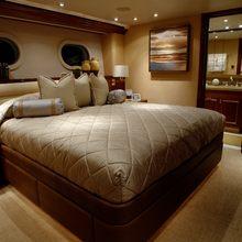 Nina Lu Yacht VIP Stateroom - View