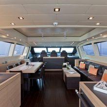 92' Mangusta Yacht