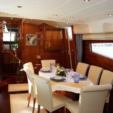Blue Deep Yacht