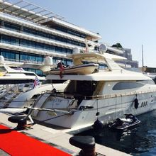 Princesses Yacht
