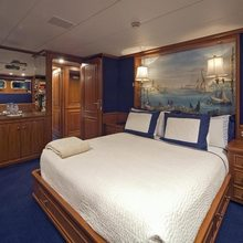 Genesia Yacht Guest Stateroom with Queen