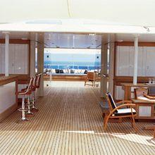 Zenobia Yacht Exterior Bar