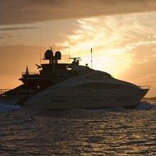 Hokulani Yacht Sunset