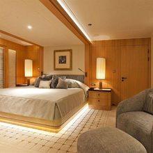 Ventum Maris Yacht Double Stateroom Entrance - Neutral