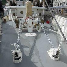 Elsa Yacht Deck