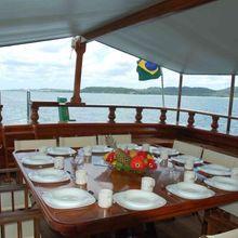 Schooner Resort Yacht