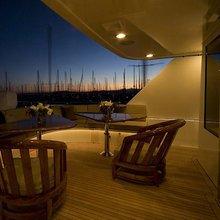 Nina Lu Yacht Seating