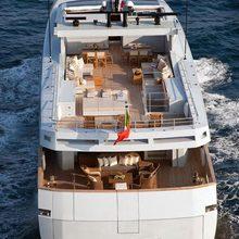 Fan Too Yacht Aft Decks